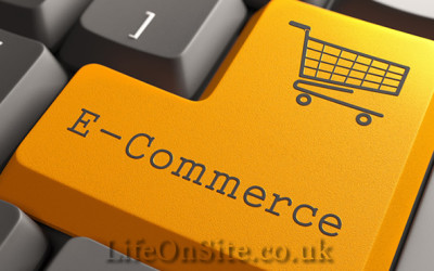 E-commerce for a small business website?